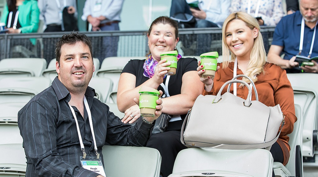 Syngenta Trimmit Reusable Cups
