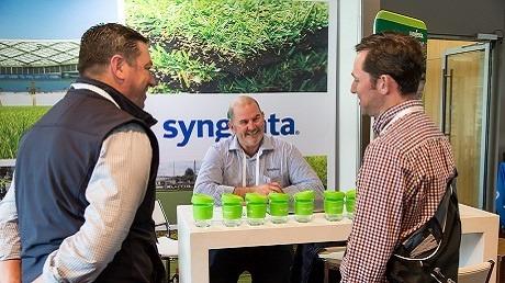 Syngenta Stand at IPLC2018