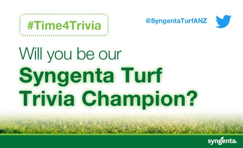 Time4Trivia - Syngenta Trivia Competition
