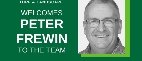 Welcome Peter Frewin