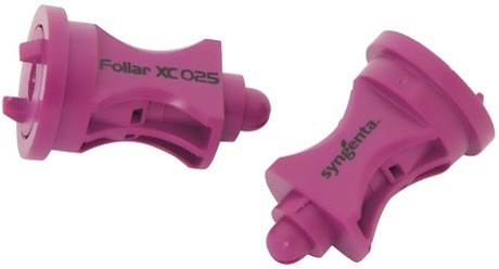 XC Nozzle 025 Purple