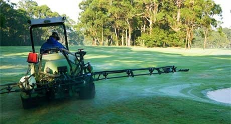 Sprayer Application