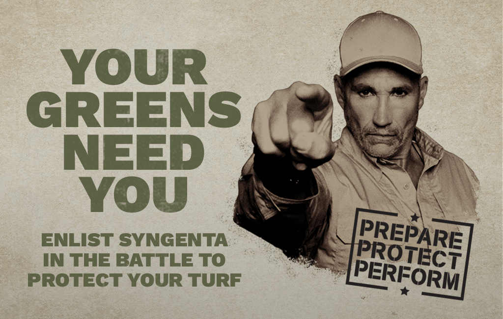 Your Greens Need You