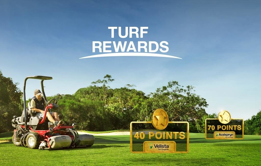 Turf Rewards - Main Header