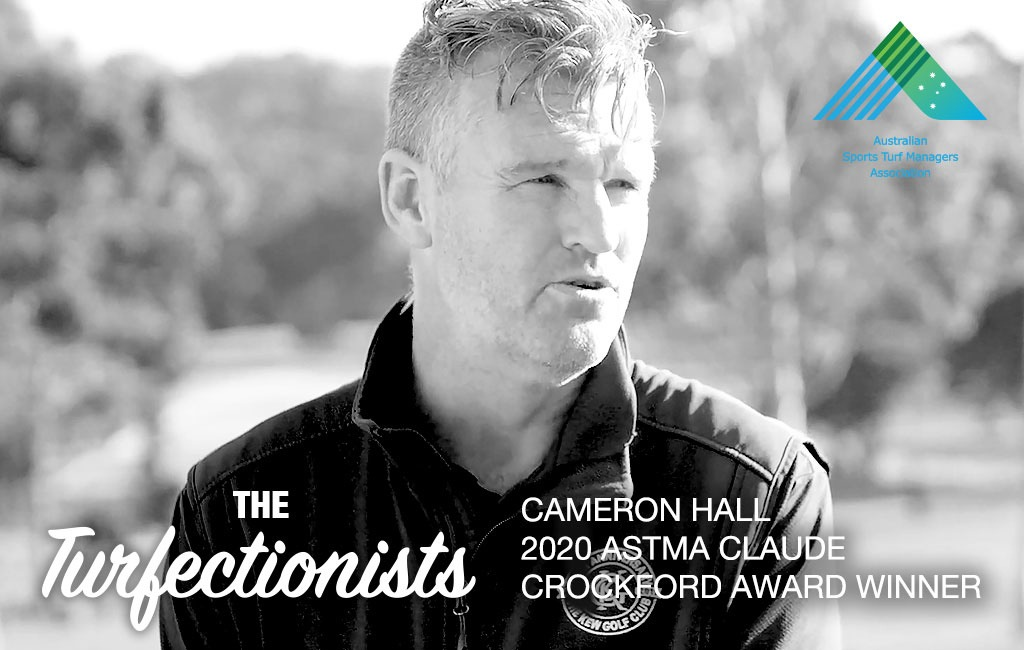 Turfectionists: Cameron Hall Interview